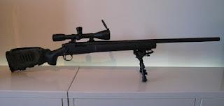 senjata sniper tercanggih